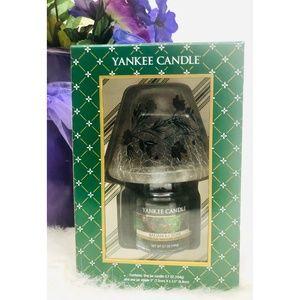Yankee Candle Jar Candle and Shade Balsam Cedar